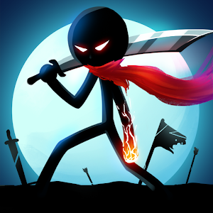 Stickman Ghost: Ninja Warrior: Action Game Offline 1.8 APK+DATA MOD