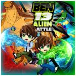 Ben Ten Battle City Fight