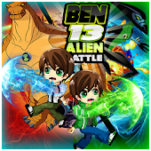 Ben Ten Battle City Fight