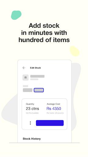 Soan POS - Billing, Invoice, Stock, Accounting App screenshots 3