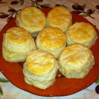 Mile High Biscuits.