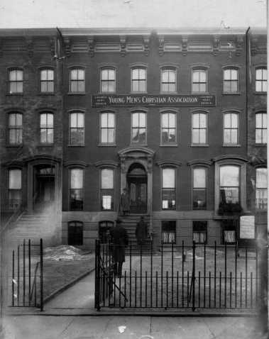 First YMCA Bldg for African American Men and Boys, New York, 1901