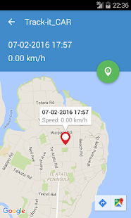 Tracking.nz Vehicle Tracking- screenshot thumbnail