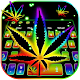 Neon Weed Keyboard Theme for PC-Windows 7,8,10 and Mac