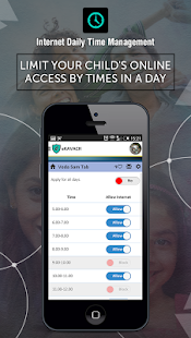 eKAVACH Parental Control App- screenshot thumbnail