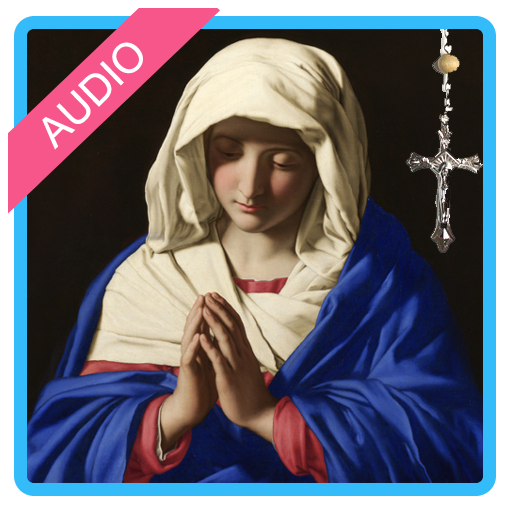 Holy Rosary With Audio 書籍 App LOGO-硬是要APP