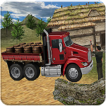 Crazy 3D Truck Simulator Icon