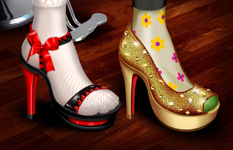 High heels Shoes Designer- screenshot thumbnail