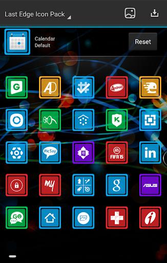 Last Edge Icon Pack