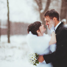 Huwelijksfotograaf Ulyana Rudich (UlianaRudich). Foto van 19.01.2013