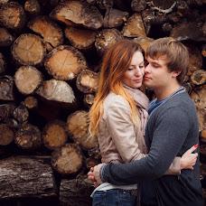 Wedding photographer Lena Ryazanova (lalenka). Photo of 18.01.2016