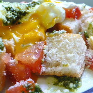 """Poached Egg, """"Dizzy's"""" Style"""