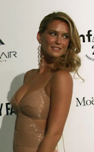Photo: Visit http://fashiontv.com/top-models for more on your favorite top models!   Did you know that Bar debuted in the 2007 Sports Illustrated Swimsuit Issue, becoming the first Israeli model to appear in the magazine.  Find out more about Bar at: http://fashiontv.com/top-models/bar-refaeli_92.html