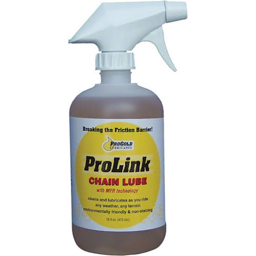 Pro Gold Prolink Chain Lube 16oz Pump Spray