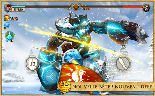 Beast Quest  captures d'écran 6
