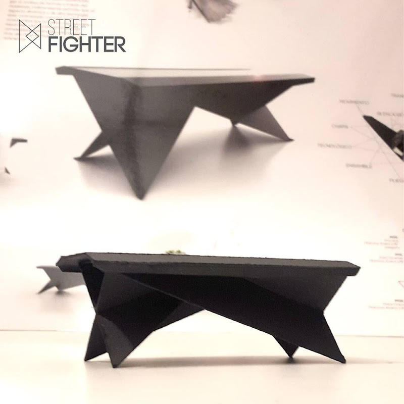Casa FOA 2015: Banco Street Fighter - Elemento