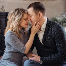 Wedding photographer Yuliya Medvedeva (Multjaschka). Photo of 25.12.2018
