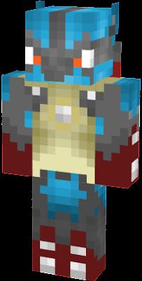 Pokemon Nova Skin - Skin para minecraft pe de pokemon