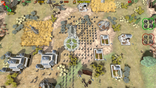 Shadow of the Empire: RTS screenshot 1