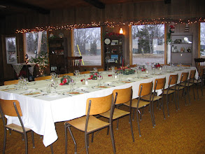 Photo: Christmas party for 20