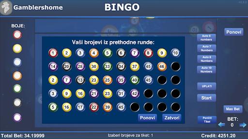 Gamblershome Bingo 2.2.7 7