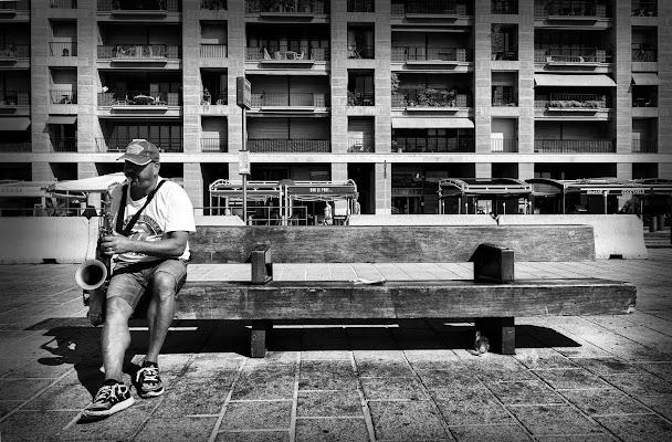 Artista solitario di GazzolaFrancesco
