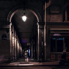 by Joe Lawrence - City,  Street & Park  Street Scenes