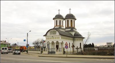 Photo: Turda - Str. Stefan cel Mare, Nr.12-14 - Biserica Ortodoxa , parohia Fabrici - 2019.02.21