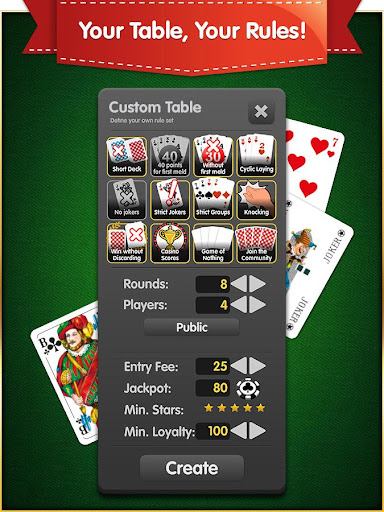 Rummy (Free, no Ads) apkpoly screenshots 18