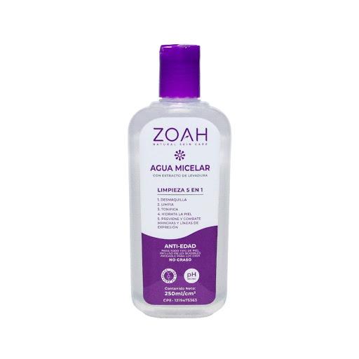 Agua Micelar Zoah