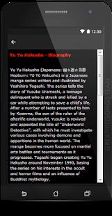 Yu Yu Hakusho Songs & Lyrics, Update. - náhled
