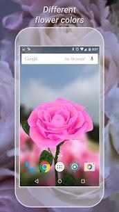 3D Rose Live Wallpaper 5.2 Android Mod + APK + Data 2
