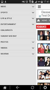 mid-day Mumbai, Bollywood news- screenshot thumbnail