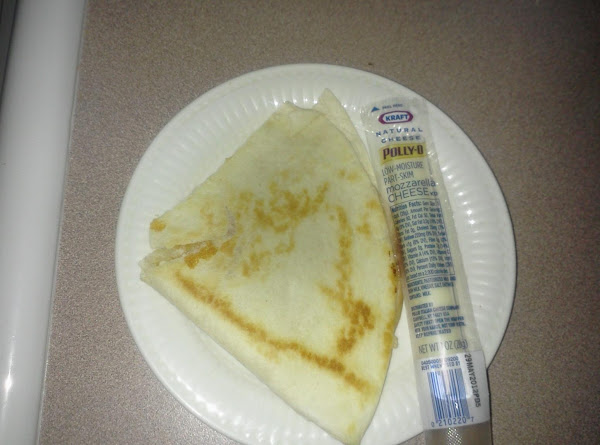 Cheesy Easy Quesadilla Recipe