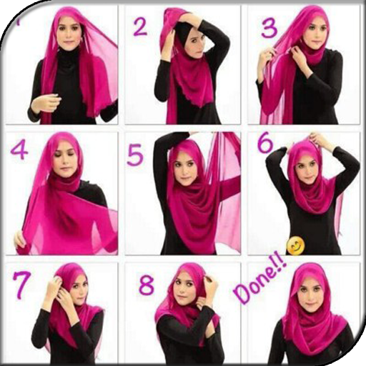 Hijab Tutorial Newest Style