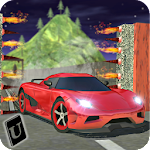 3D Automobilový pohon: automobil Dálnice uniknout icon