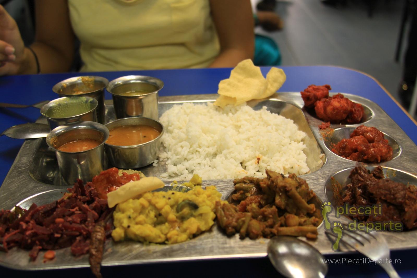 Cartierul indian mancare indiana, in Kuala Lumpur, obiective turistice in 3 zile