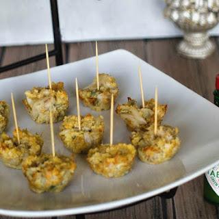 Crab Bites Appetizer Recipes.
