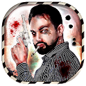 Gangster Games Photo Editor icon