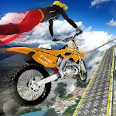 Bike Stunt Rider - Impossible Tracks