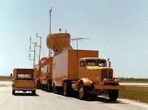 Photo: Air Traffic Control GCA unit operated by Bob Brown AC2 '68-70