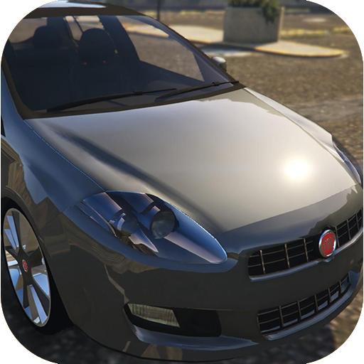 Car Driving Simulator Fiat