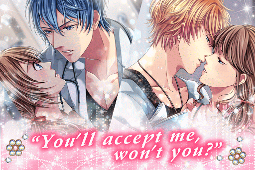 Love Tangle - otome game/dating sim #Shall we date  captures d'écran 2