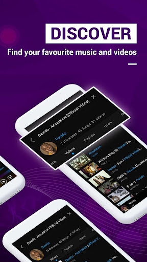 Boomplay play music, download songs & watch videos 5.1.2 screenshots 2