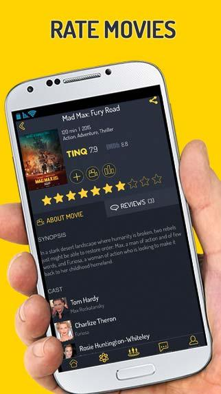 TINQ | MOVIES & TV SERIES- screenshot