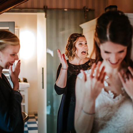 Hochzeitsfotograf Adrian Hudalla (hudalla). Foto vom 24.03.2018