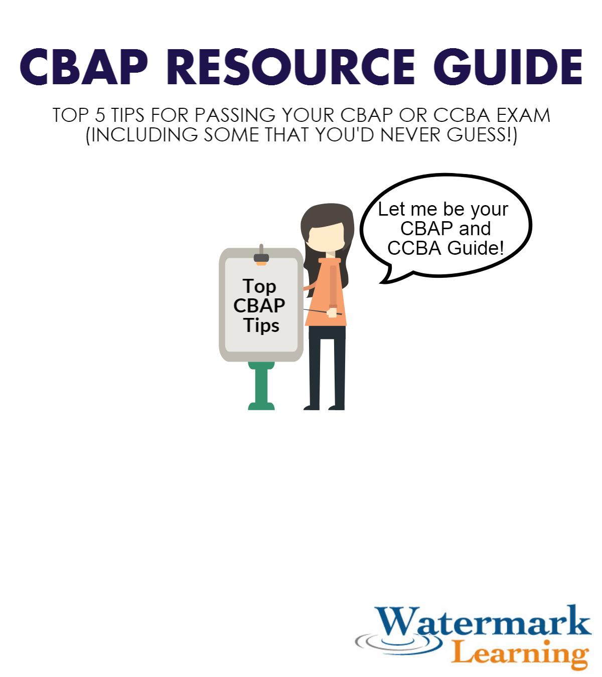CBAP-CCBA-Resource-Guide