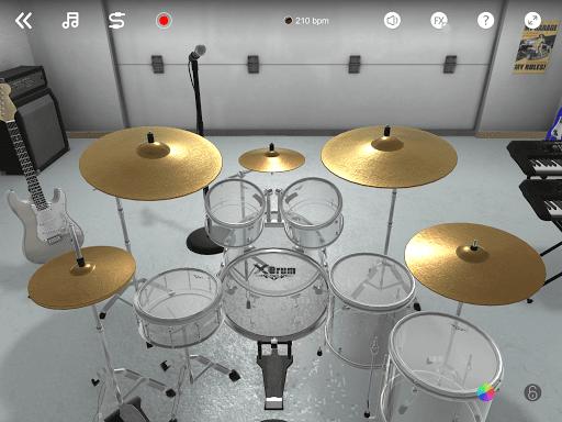 X Drum - 3D & AR 3.5 screenshots 11