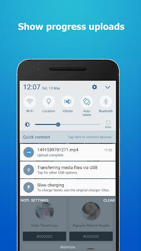 Messenger File Transfer 2.3 screenshots 4