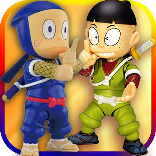Ninja Hattori Shooter Games